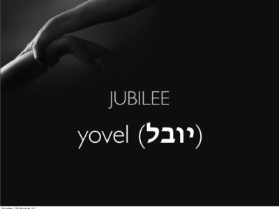 Jubileu – Yovel