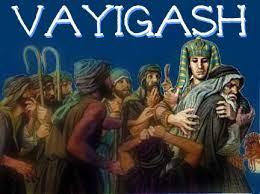 Parasha Vayigash