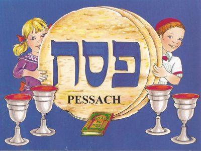 Pessach e seu significado profético