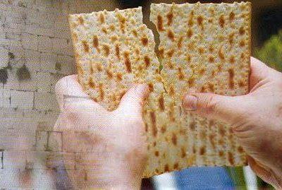 O pão de Itzsach