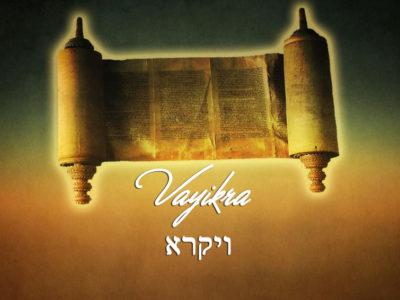 Parasha Vayicra
