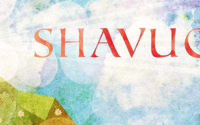 O que é Shavuot
