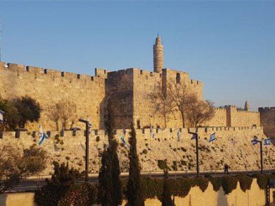 A história de Jerusalém