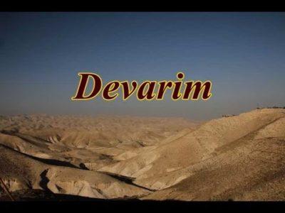 Parasha Devarim