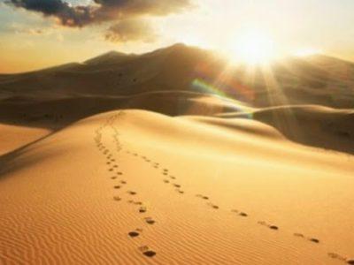 """Os """"Passos do Messias"""" e a Tribulação Messiânica"""