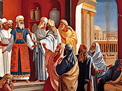 Um dia na vida do Sumo Sacerdote – Iom Kippur