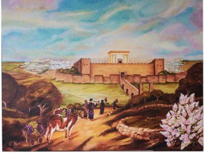 Os primeiros crentes em Ieshua e o segundo templo