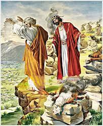 Balaque – o erro de Balaão