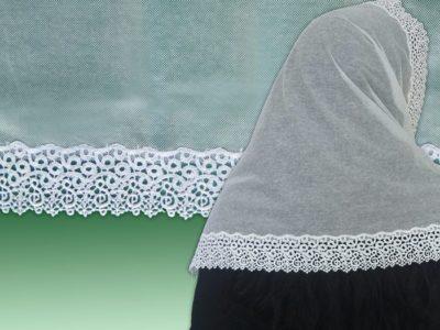 Coberturas de cabelo para mulheres casadas