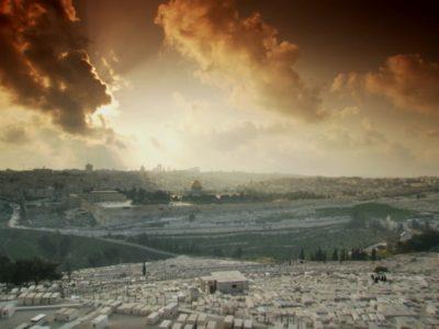 Jerusalém é uma imagem profética do Reino de D-us