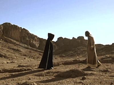 Ieshua e a Tentação no Deserto