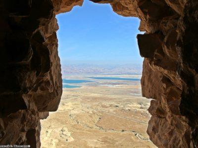 O segredo da Rocha de Israel