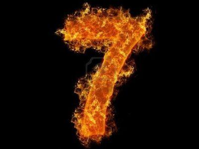 Sete o Número Bíblico